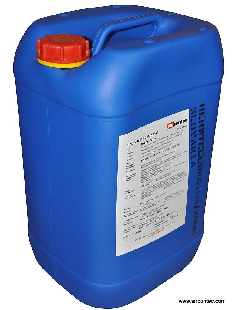 Cellular Concrete Foaming Agent : Sircontec